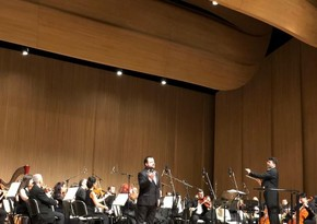 Musicians from Caspian littoral states to perform as part of symphony orchestra