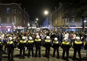 Полиция в Гааге оцепила правительственный комплекс