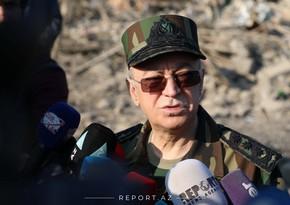 Кямаляддин Гейдаров: На освобожденных территориях действуют подразделения МЧС