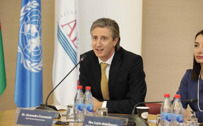 UNDP rəhbəri BMT ölkələri üçün əsas problemləri açıqladı