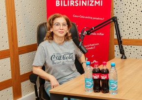Azerbaijani woman appointed General Manager of Coca-Cola