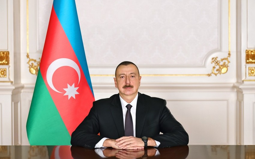 Ilham Aliyev expresses condolences to Vladimir Putin