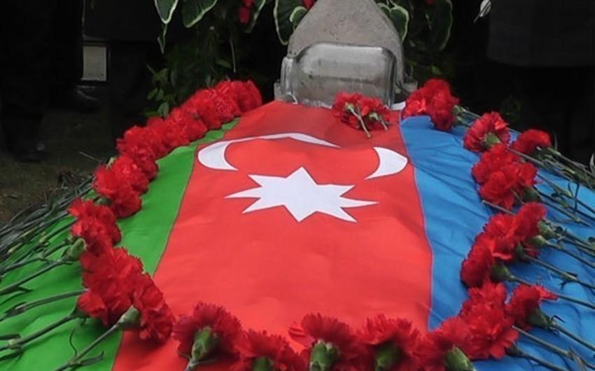 Azərbaycan sərhədçisi şəhid olub