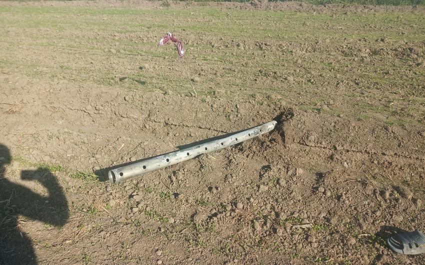 MN Ermənistan raketinin göydə vurulması ilə bağlı açıqlama yaydı