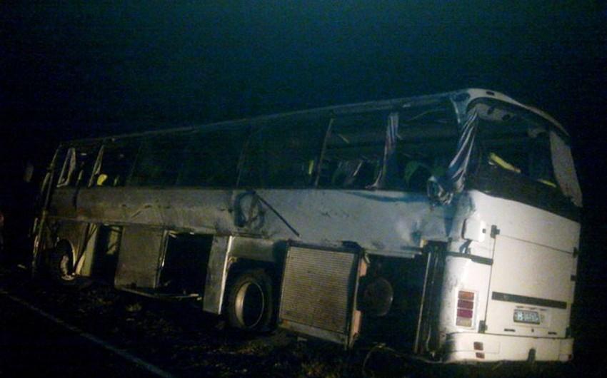 Boliviyada baş vermiş iki yol qəzasında 23 nəfər ölüb