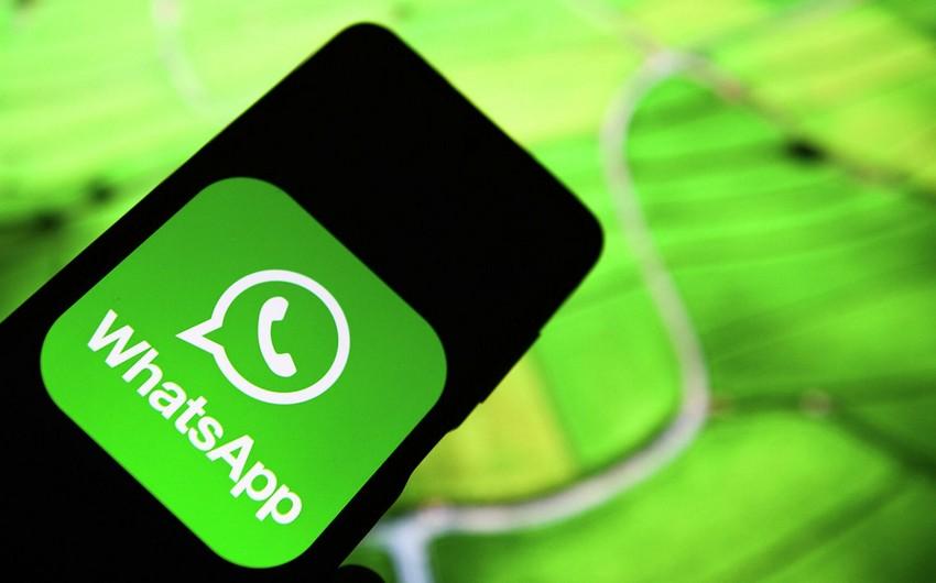 WhatsApp-ın bir akauntunu bir neçə telefonda açmaq mümkün olacaq