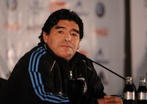 Maradona ölümündən bir həftə əvvəl başından xəsarət alıb