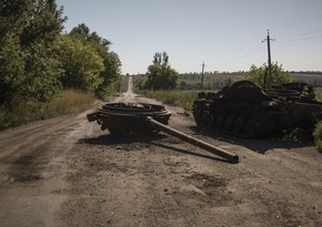 Enemy's volunteer groups, military equipment destroyed