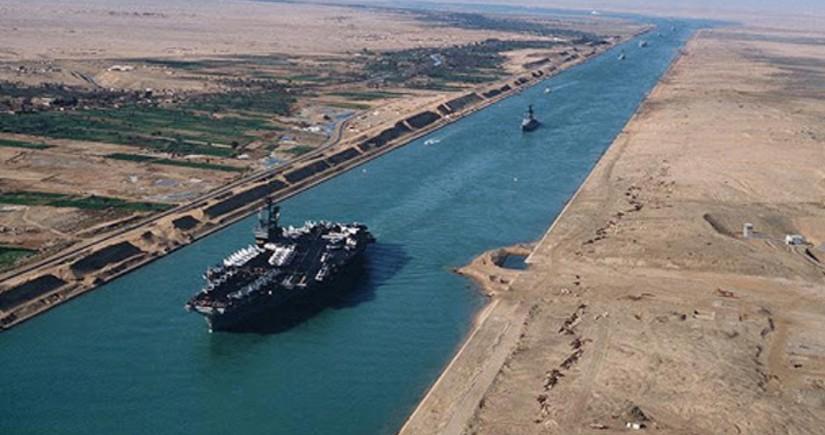 НЕ ТА, ТАК ЭТА: Альтернативный Суэцкому каналу маршрут проходит через Азербайджан