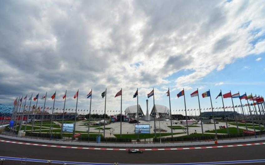 Rusiya Formula-1in Soçi mərhələsi üçün bilet qiymətini açıqlayıb