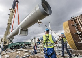 Russia's Gazprom eyes launching Nord Stream 2 in October