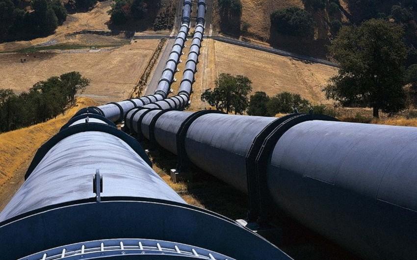 $ 34 mln spent on BTC pipeline in Q 1