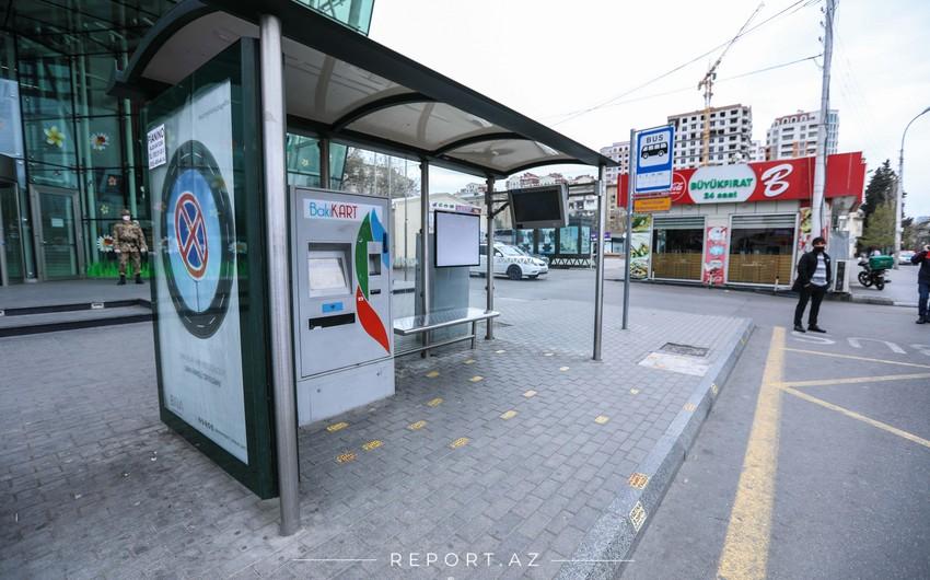 Bakının avtobus parkının 40 %-i yenilənib