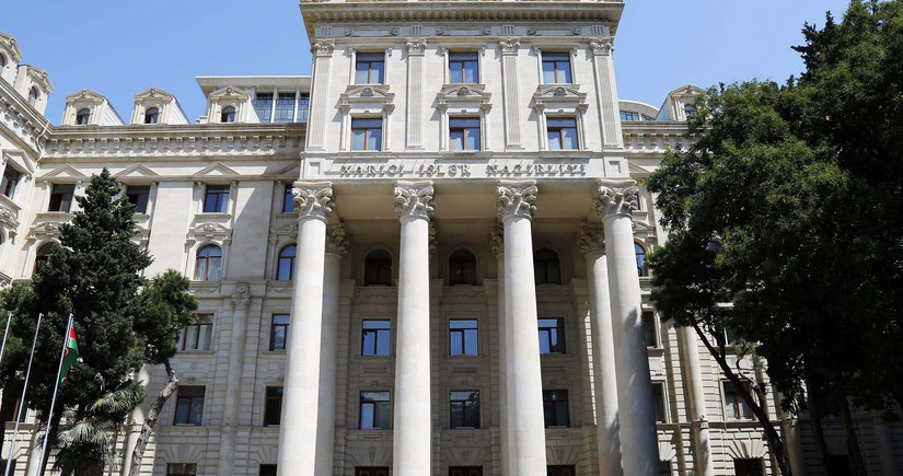 Новое назначение в МИД Азербайджана