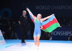 Avropa çempionatı: Bu gün Mariya Stadnik final görüşünə çıxacaq
