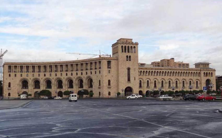 Ermənistanın xaricdəki diplomatlarının sayı xeyli azaldılır