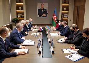 Azərbaycan və Slovakiya XİN başçılarının görüşü keçirilib - YENİLƏNİB
