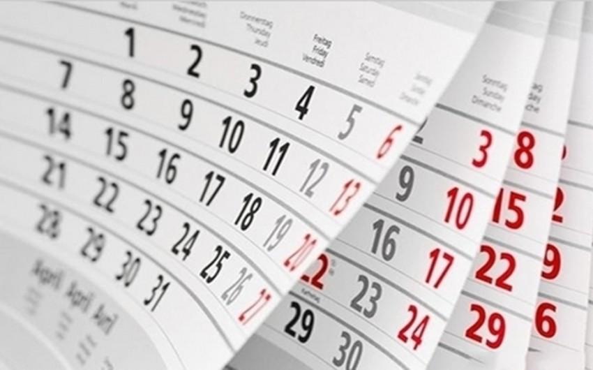 2015-ci il iyunun 12-nin qeyri-iş günü elan edilməsi haqqında qanun layihəsi gündəlikdən çıxarılıb