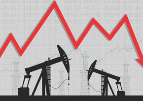 Azeri Light crude drops in price