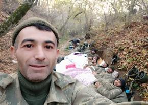 """SOCAR-da çalışan əsgər: """"Anasız böyümüşəm. Anam Vətənimdir!"""""""