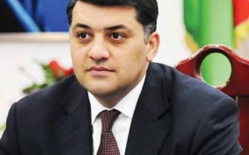 Raqif Abbasov: Olimpiadada medal qazanan yeniyetmələr ölkə idmanının gələcəyidir