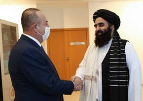 Turkey says Taliban ask Ankara for continuing humanitarian aid, investment