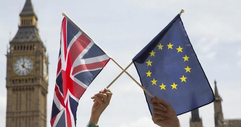ЕС и Великобритания объявили о создании дипмиссии Евросоюза в Лондоне