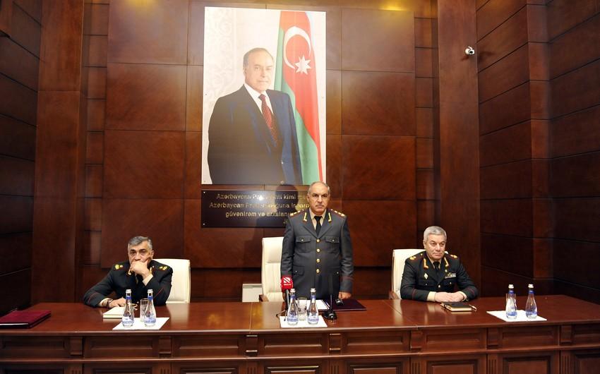 Hərbi prokuror: Azərbaycan Silahlı Qüvvələri döyüş tapşırığını ən yüksək səviyyədə yerinə yetirməyə qadirdir