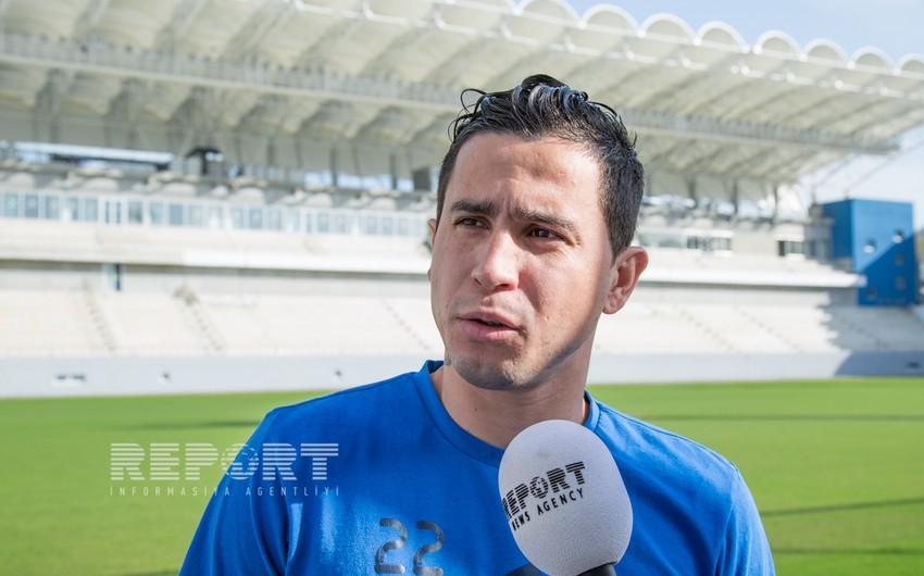 Рейнальдо: Если бы забитые мною голы были засчитаны, сейчас я бы был бомбардиром