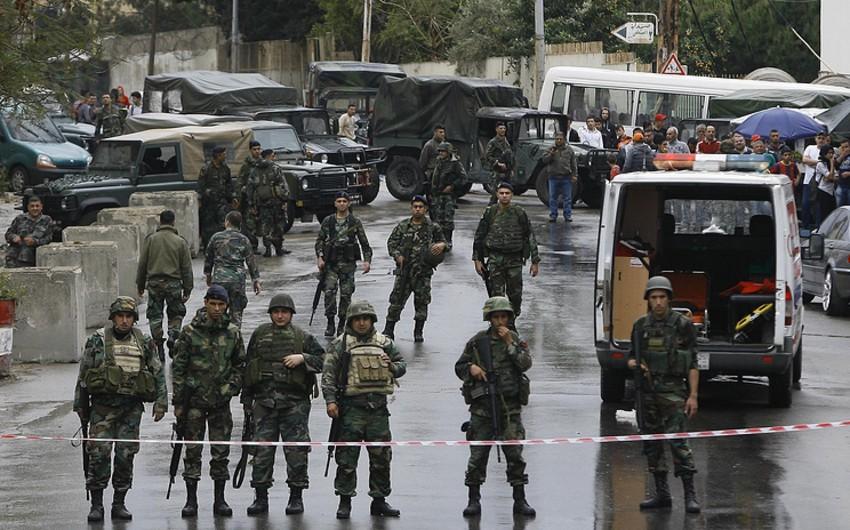 Мощный взрыв прогремел в столице Ливана
