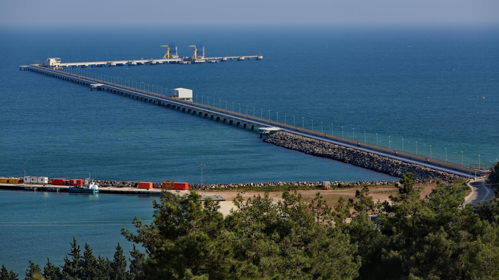 SOCAR Supsa limanından ixracı artırıb