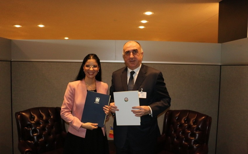 Azerbaijan, Romania sign Joint Action Plan for consultations between Foreign Ministries