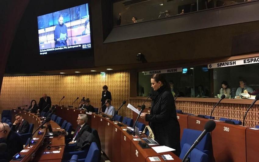 AŞPA-da Ermənistanın işğalçılıq siyasətinin yaratdığı problemlər qaldırılıb