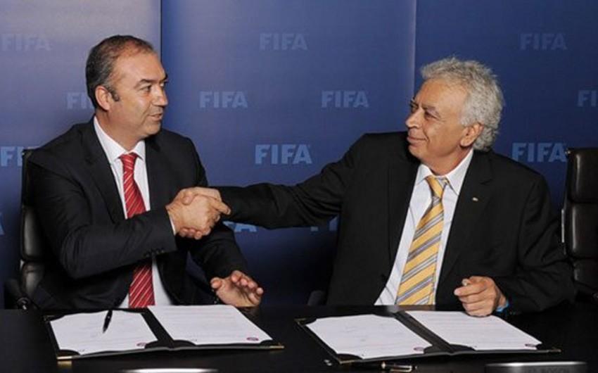Şimali Kiprin Futbol Federasiyası Yunan Kiprinin uyğun qurumuna üzv olub