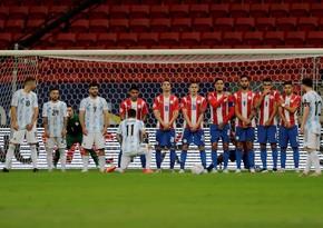 Копа Америка: Сборная Аргентины обыграла команду Парагвая