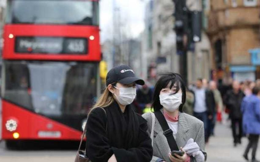 Britaniyada koronavirusa yoluxanların sayı 230 000-ə çatır