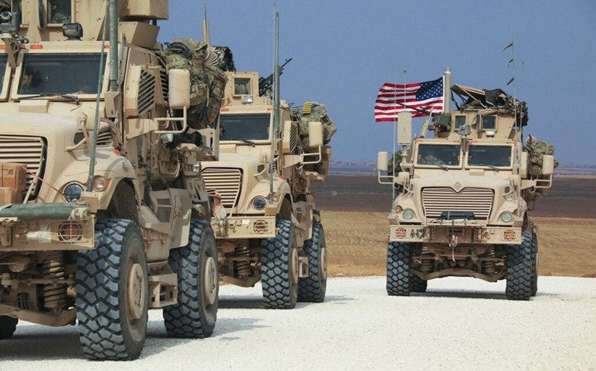MEDIA: US base in Syria attacked by unknown militants