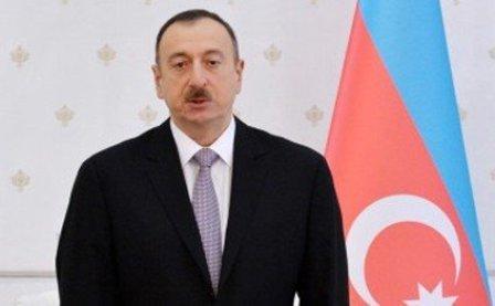 Президент Азербайджана Ильхам Алиев выразил соболезнование турецкому коллеге