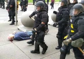 Fransa polisi gənclərə qarşı gözyaşardıcı qaztətbiq edib