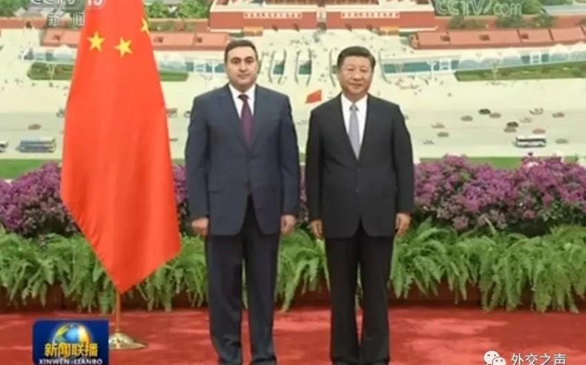 Çin lideri Azərbaycana səfər edəcək
