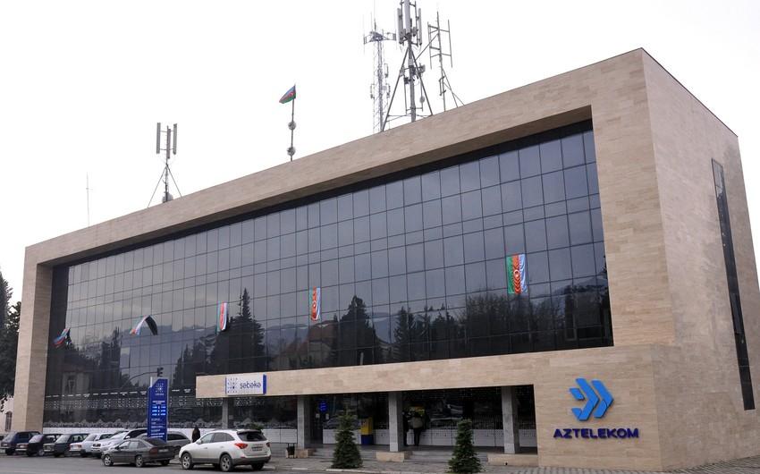 Азтелеком обеспечил современным оборудованием 384 квартиры в Загатале