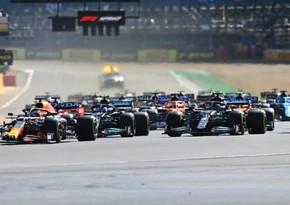Formula 1: Çin Qran-prisi ardıcıl üçüncü dəfə ləğv olunur