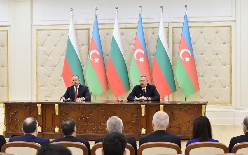 İlham Əliyev: Azərbaycan regionda təhlükəsizliyə, sabitliyə, inkişafa və əməkdaşlığa mühüm töhfə verir