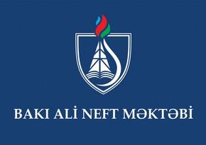 Baku Higher Oil School holds international webinar on online education