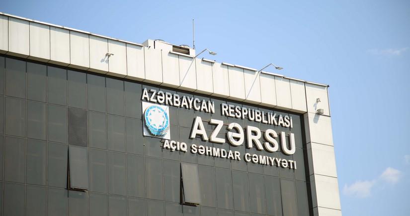 """""""Azərsu""""yun yeni inzibati binasında son tamamlamaya 11 milyon manat gedəcək"""