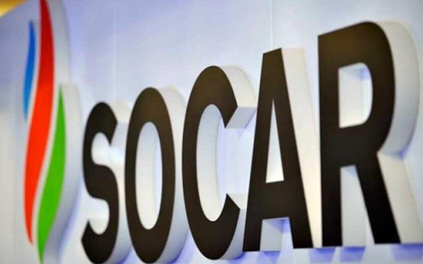 SOCAR-a verilən səmt qazı 35% artıb