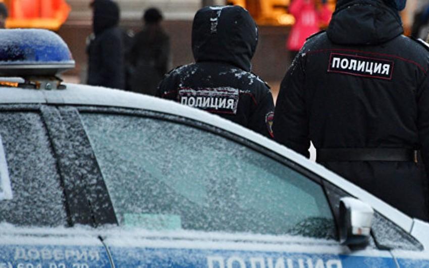 Moskvada zərərçəkən iri məbləğdə pul tələb edən cinayətkarlara müqavimət göstərib