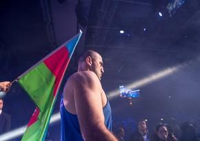 Азербайджанский боксер нокаутировал соперника из Пуэрто-Рико