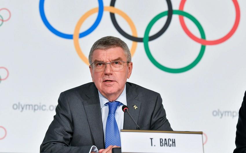 IOC prezidenti: Olimpiada peyvəndsiz də keçirilə bilər