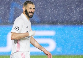 Real Madridin hücumçusu yeni rekorda imza atdı